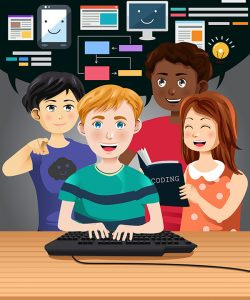 Free coding games websites for kids e1613551931258 250x300 - Coding Benefits for Kids